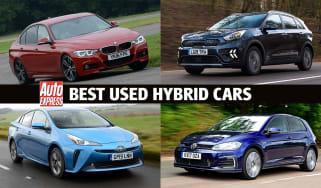 Best used hybrid cars - header