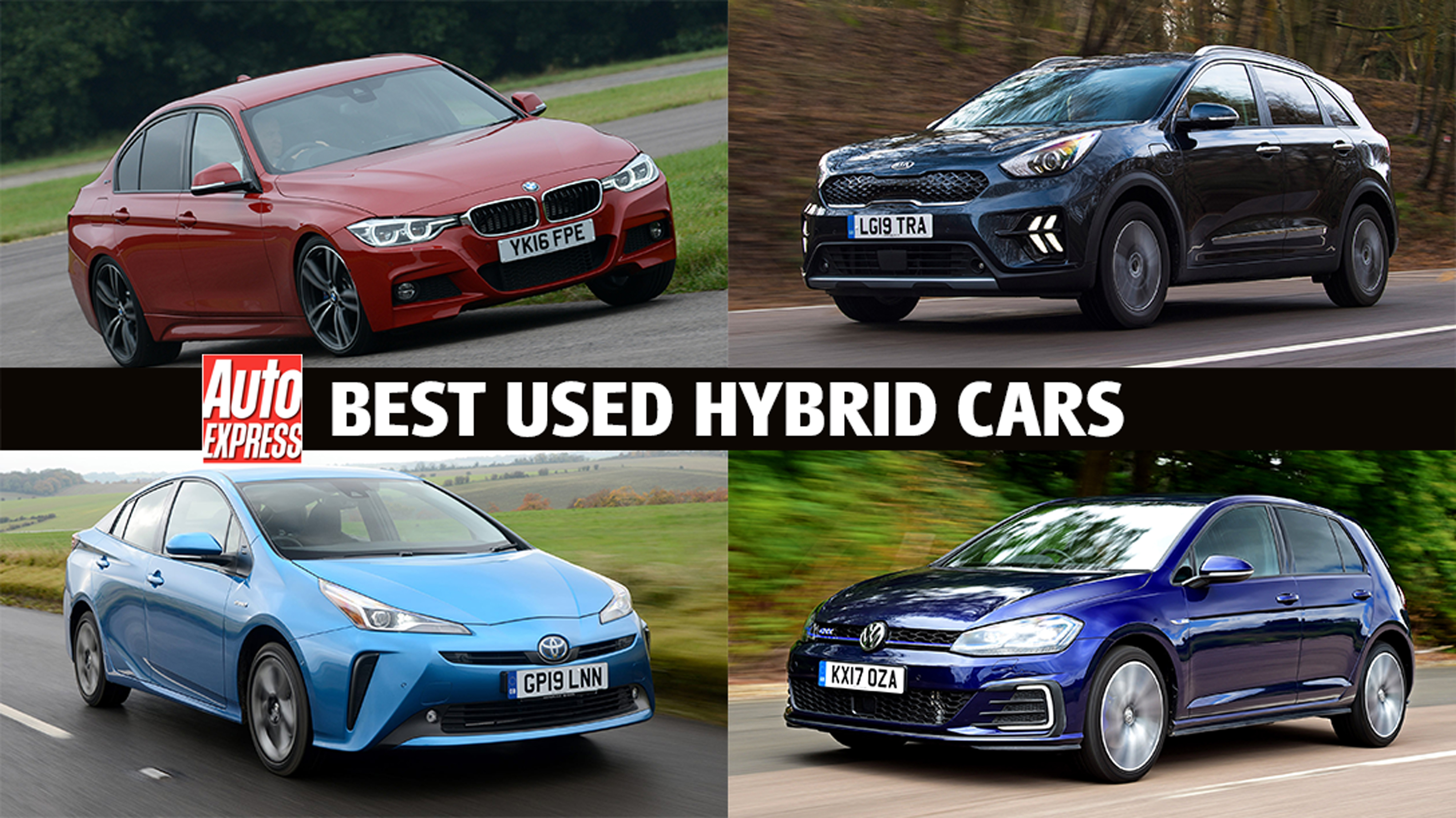 Best Used Hybrid Cars 2021 Auto Express