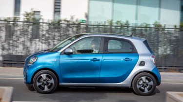 Smart EQ ForFour - side