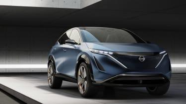 Nissan Ariya concept tokyo 2019