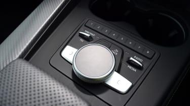 Audi RS 5 - dial