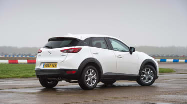 Mazda CX-3 - rear static