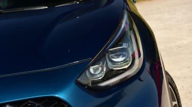 Kia Niro - front light