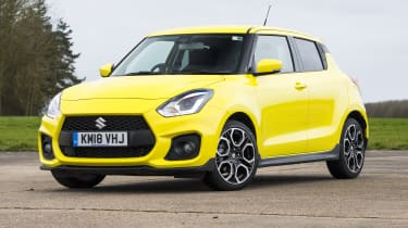 Suzuki Swift Sport - Front stationary