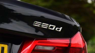 BMW 5 Series long termer - first report 520d