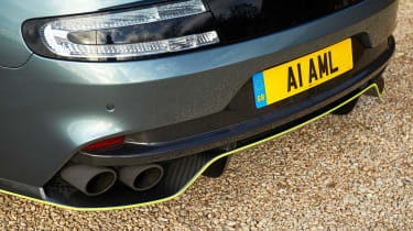 Aston Martin Rapide AMR - rear detail