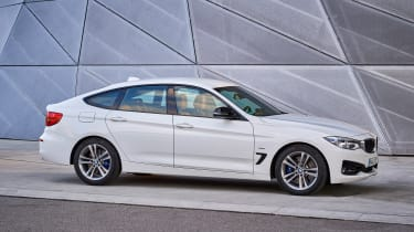BMW 340i GT - front static