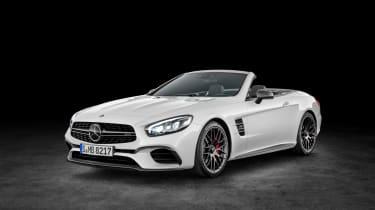 Mercedes SL facelift 2015 15