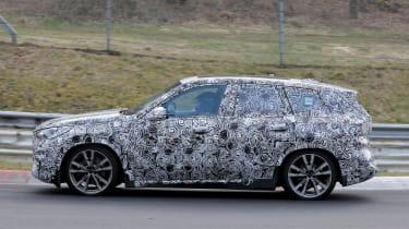 New BMW X1 - side
