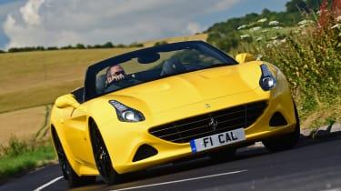 Ferrari California T Handling Speciale - front cornering