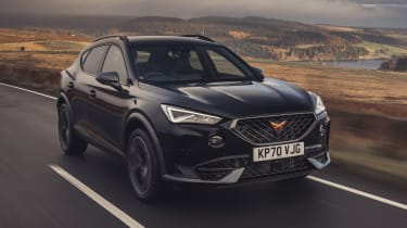 Cupra Formentor - front