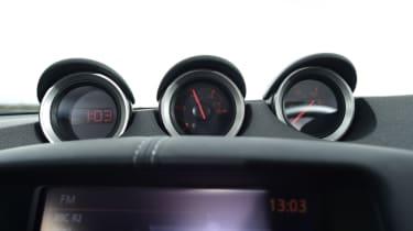 Nissan 370Z GT –gauges
