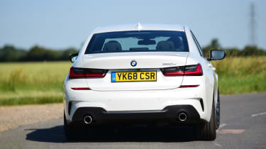 BMW 3 Series LT rear]