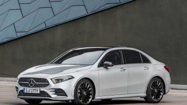 Mercedes A-Class Saloon - front static