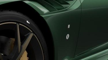 Aston Martin DBS Superleggera 59 - vent