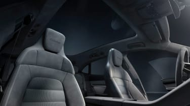 Porsche Taycan Cross Turismo - seats