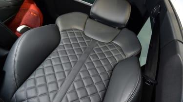 Audi Q5 PHEV long-termer - first report seat