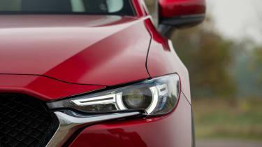 2019 Mazda CX-5 - front detail