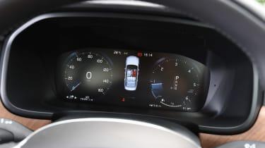 Volvo S90 - UK dials