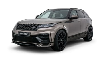 Startech Range Rover Velar front