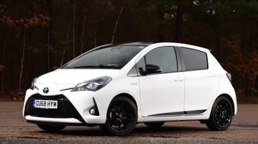 Toyota Yaris GR Sport - front static