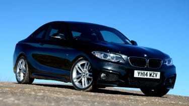 BMW 2 Series M Sport - static