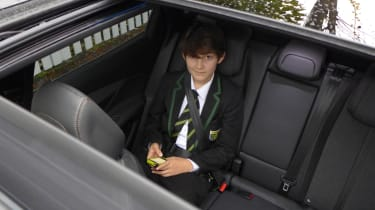 3008 minutes in a Peugeot 3008 - George in seat