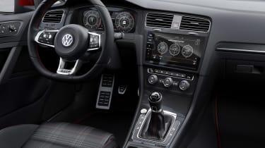 New 2017 Volkswagen Golf GTI - dash