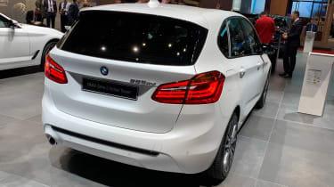 BMW 225xe - Geneva rear