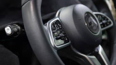 Mercedes A-Class 2018 ride wheel