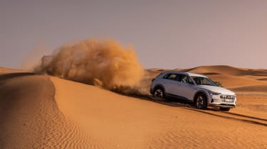 Audi e-tron dune
