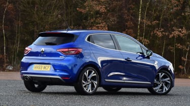 Renault Clio - static rear