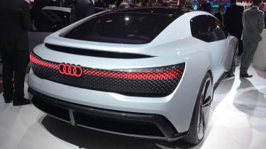 Audi Aicon concept - show rear