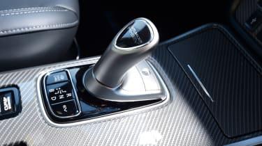 Mitsubishi Outlander PHEV - transmission