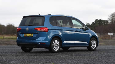 Volkswagen Touran - rear static