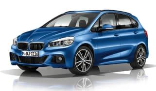 BMW 2 Series Active Tourer M Sport front quarter