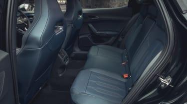 Cupra Formentor V1 - rear seats