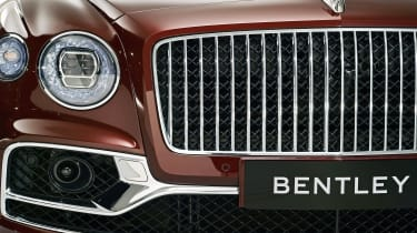 Bentley Flying Spur - studio grille