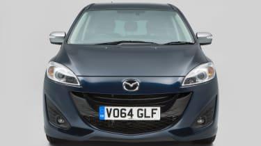 Used Mazda 5 - full front