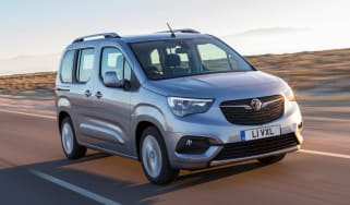 Vauxhall Combo Life - front