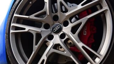 Audi R8 V10 - wheel