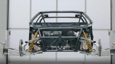 Kimera Automobili EVO37 - chassis