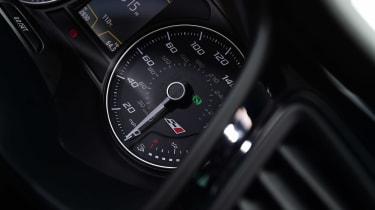 SEAT Leon Cupra 290 - dials