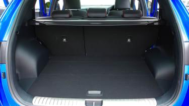 Kia Sportage 48V hybrid - boot