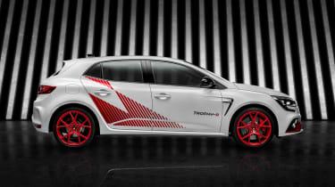 Renault Megane Renaultsport Trophy-R side