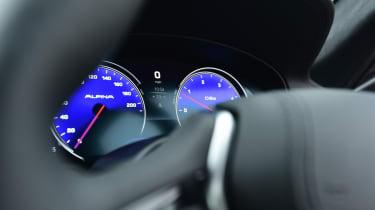Alpina D5 S dials