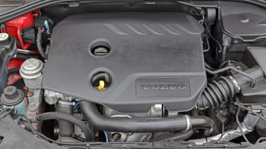 Used Volvo V60 - engine