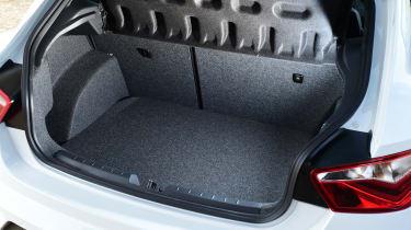 SEAT Ibiza Cupra 2016 - boot