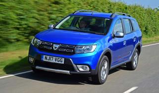 Dacia Logan MCV Stepway - front