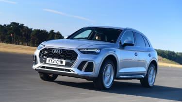 Audi Q5 - front